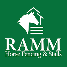 Ramm Horse Fencing and Stalls Logo