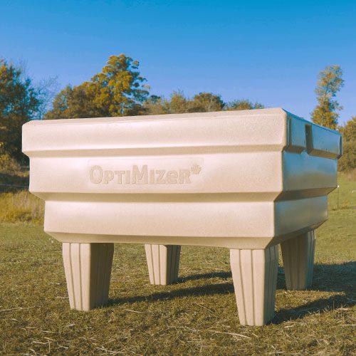 OptiMizer in a field
